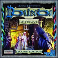Rio Grande Games Dominion: Intrigue Second Edition (Engelska)