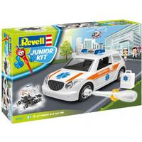 Revell Rescue Car Junior Kit 1/20 00805