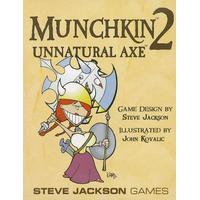 Munchkin 2: Unnatural Axe