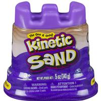 Spin Master Kinetic Sand Single Container 5oz Purple