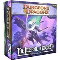 Wizards of the Coast Dungeons & Dragons: The Legend of Drizzt (Engelska)