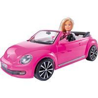 Steffi Love - VW Beetle Cabriolet Bil