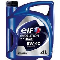 Elf Evolution 900 SXR 5W-40 Motorolja