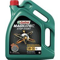 Castrol Magnatec Stop/Start 5W-30 C2 5L Motorolie