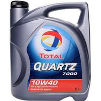 Total Motor Oil Quartz 7000 10W-40