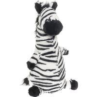Teddykompaniet Gosedjur Funny Jungle Zebra 30cm