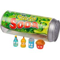 Moose The Grossery Gang Soda Can Figures