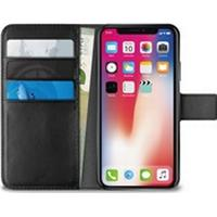 Puro Booklet Wallet Case (iPhone X)