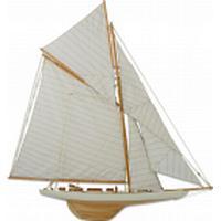 Modelskib Halvmodel COLUMBIA 95x90 cm