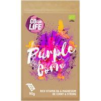 Go For Life Purple Corn pulver EKO 90 g
