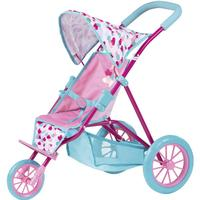 Zapf Baby Born Tri Pushchair