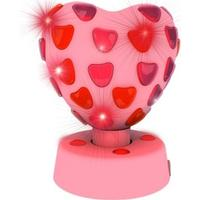 Play and Go Heart Disco Light Natlampe
