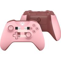 Microsoft Xbox Wireless Controller Minecraft Pig - Pink (Xbox One)