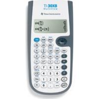 Texas Instruments 30XBMVTBL3E2 TI30XB Scientific Calculator with Multi-Line Display