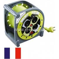 masterplug Case reel with cable