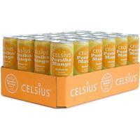 Celsius Flak 24-pack 24st - Persika Mango - Stilla
