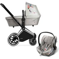 Cybex Priam with Lux Seat Koi 3 in 1 (Travel system)