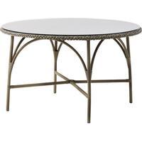 Victoria runt matbord - Inkl glasskiva Sika Design