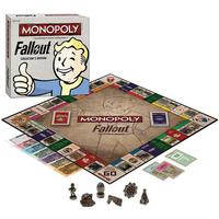Monopoly: Fallout Collector's Edition (Engelska)