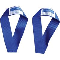 Ironmind Sew Easy Lifting Straps Blue