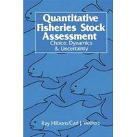 Quantitative fisheries stock assessment - choice, dynamics and uncertainty (Pocket, 2003)