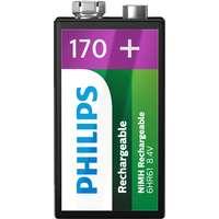 Philips 9V (Ex. Brandvarnare) Batterier och Laddbart - Jämför priser ... ab4a19fd52fc8