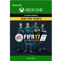 Microsoft 2200 FIFA 17 Ultimate Team Points - Xbox One