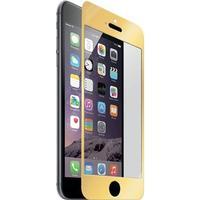 Naztech iPhone 6 / 6S Naztech Hærdet Glas Beskyttelsesfilm - Guld