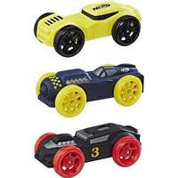 Nerf Nitro Foam Car 3 Pack C0778