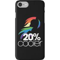 20% Cooler! (ALL options) - BLACK iPhone 7 Cases