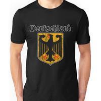 Deutschand Unisex T-Shirt