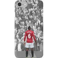 Paul Pogba's Back iPhone 7 Cases