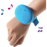 T1 Mini Handleds Bluetooth Högtalare - Blå