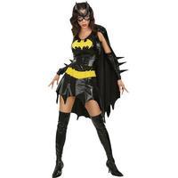 Rubies Batgirl Vuxen Maskeraddräkt