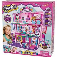 Moose Shopkins Shoppies Super Mall Set