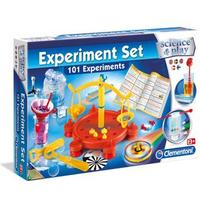 Clementoni Science & Play Experiment Set 101 Experiments