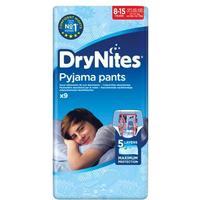 DryNites Pojke 8-15 år - 9 st