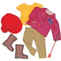 Our Generation Deluxe Riding Outfit