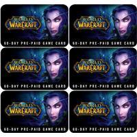 Blizzard World of Warcraft GameCard Bundle 360 days
