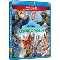 Disneys Zootropolis 3D Blu-Ray