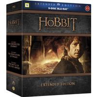 SF Studios Hobbit: The Motion Picture Trilogy - Extended Edition (9 disc) (Blu-ray)