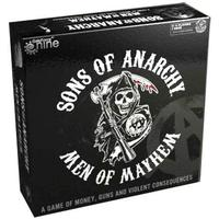 Gale Force Nine Sons of Anarchy: Men of Mayhem