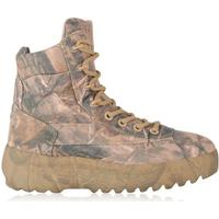 YEEZY Military Boots Camo