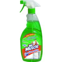 Mr Muscle Glass Spray 5in1 750ml
