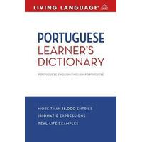 Portuguese Learner's Dictionary: Portuguese-English/English-Portuguese (Häftad, 2008)