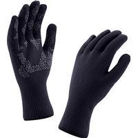 SealSkinz - Ultra Grip Touch Handsker (Sort, Medium)