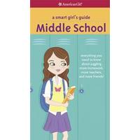 A Smart Girl's Guide: Middle School: Everything You Need to Know about Juggling More Homework, More Teachers, and More Friends! (Häftad, 2014)