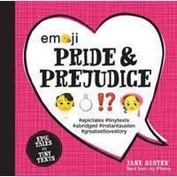 Emoji Pride and Prejudice (Inbunden, 2016)
