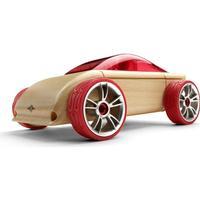 Mini C9 Sportscar rød - Automoblox
