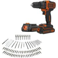 Black & Decker BDCDD186BAC (2x1.5Ah)